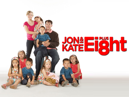 «Jon & Kate Plus 8» Discovery Travel & Living, TLC
